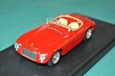 Ferrari 166 M.M. - 1/43 - MG model montata (NO BBR - AMR - TAMEO)