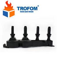 Ignition Coil For CITROEN BERLINGO C2 C3 C4 SAXO Peugeot 106 1.6 16V 597056