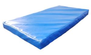 Gymnastics 610gsm PVC Foam ANY COLOUR Gym Landing Crash Mat 150x70x10cm PE