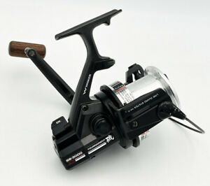 Used fishing reel Daiwa Whisker Tournament SS-3000 spinning reel AS IS/For Parts