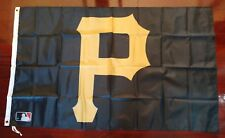 Pittsburgh Pirates 3x5 Flag. US seller. Free shipping within the US!!!