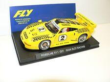Fly Porsche 911 gt1 Guia Slot Racing NEUF