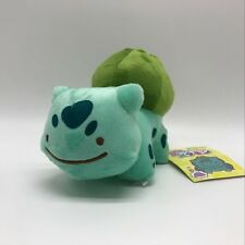 Pokemon GO Ditto as Bulbasaur Plush Soft Toy Stuffed Animal Doll 5.5""