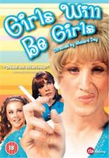 Jack Plotnick, Clinton Leupp-Girls Will Be Girls  (UK IMPORT)  DVD NEW
