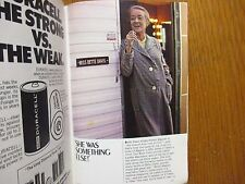 Jan-1970 TV Guide(BETTE  DAVIS/TOM  JONES/HARLEM GLOBETROTTERS/RICARDO MONTALBAN