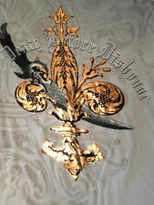 """NWT """"Death Before Dishonor"""" Sovereign Grey100% Super Soft Cotton Sz. XL (S-T-99)"""