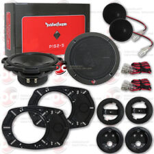 Rockford Fosgate P152-S Car Audio 5.25 Inch 2-Way Component Speaker System