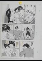 z170 Ai to Fukushuu no Banka Original Japanese Manga Comic Art Interior Page