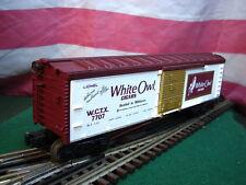 Lionel 6-7707 White Owl Cigars Tobacco Boxcar MINT in Box!