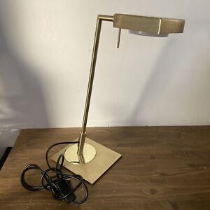Chelsom Interiors Table Lamp Gold Desinger Hotel Bedroom Desk