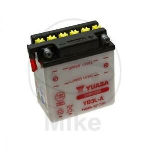 Motorrad Batterie Yuasa YB3L-A (DC)