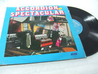 The Clive Allan Orchestra And Singers ‎– Accordion Spectacular - Disco Vinile 33