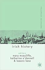 Palgrave Advances in Irish History, Very Good,  Book