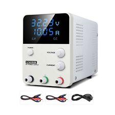 Dc Power Supply Variable Uniroi 0 32v 0102a 4 Digital Power Supply Adjus