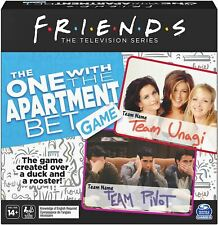 Friends The One With The Apartment Bet Game