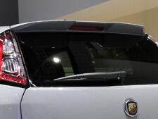 """Spoiler Posteriore """"Abarth"""" replica Fiat G. Punto EVO in ABS nero opaco satinato"""