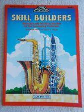 Skill Builders Studies Warmups Trumpet or Cornet Unused