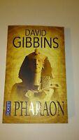 David GIBBINS - Pharaon - Pocket