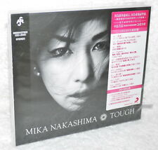 J-POP Mika Nakashima TOUGH 2017 Taiwan Ltd CD+DVD