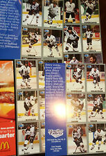 2008-09 SIOUX FALLS STAMPEDE TEAM ISSUE 24 CARD SET USHL ANILANE SWEDEN SGA
