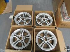 "GENUINE BMW 3 SERIES E90 268 5 DOUBLE SPOKE 16"" INCH SINGLE ALLOY WHEELS X4, 7J"