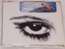 Chicane featuring Bryan Adams - Don't Give Up - CD Single