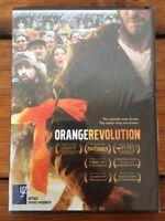 2007 Ukraine Orange Revolution Ukrainian Political Documentary DVD Video Movie