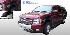 PAINTABLE Pop-Out Fender Flares 07-14 Suburban 1500 2500 ;Excludes LTZ Model