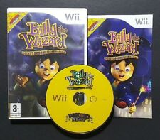 Billy The Wizard Rocket Broomstick Racing (Nintendo Wii, 2007) Wii Game - PAL
