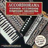 Wurthner : Accordiorama 2 CD
