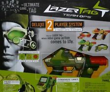 LAZER TAG Team Ops Deluxe 2 Player System