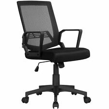 Office Chair Executive Mesh Computer Desk Chair Swivel Height Adjustable Chair