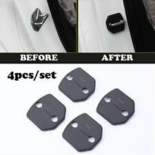 FIT FOR 14- VOLVO XC60 XC70 S60 S80 DOOR LOCK CATCH COVER BUCKLE CAP PROTECTIVE