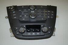 Opel Insignia Klimabedienteil Betätigungseinheit AUDIO NAVI DVD 800 20997890