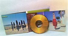 24K GOLD CD ALAN PARSONS - Try Anything Once 24 Karat Gold disc
