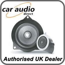 """Focal IFBMW-S K0530 4"""" Custom Fit BMW 2 Way Component Car Door Speakers Kit BNIB"""