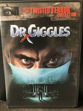 Dr. Giggles (DVD, 2007, Widescreen)-Horror-Rare & OOP