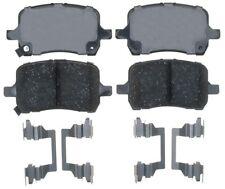 Disc Brake Pad Set-Ceramic Disc Brake Pad Front ACDELCO PRO DURASTOP 17D1160CH