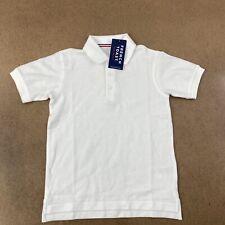 French Toast Boys Youth Size Xs (4/5) Short Sleeve Pique Uniform Polo Shirt Nwt