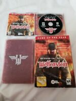 Return to Castle Wolfenstein Enemy Territory PC Complete/Map Very Good Condition