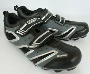 SCOTT Comp MTB Shoes UK11 Black Grey 46