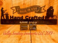 Swage Block, Blacksmith, Anvil, Forge, Blacksmithing Tools By Valley Smithey