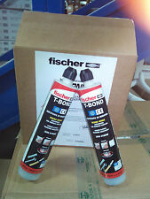 Tassello Ancorante chimico FISCHER T-BOND gr490 ml300