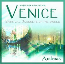 SPIRITUAL JOURNEYS OF THE WORLD - VENICE - NEW AGE CD