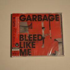 GARBAGE - Bleed like me - 2005 CD JAPAN3674055616