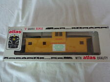 ATLAS  O-SCALE  CABOOSE 25590 UNION PACIFIC