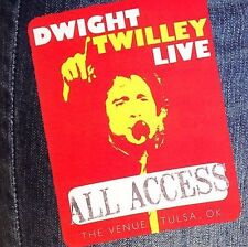 Live: All Access by Dwight Twilley (CD, Aug-2006, Digital Music Group) FREE SHIP