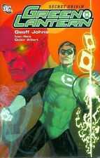 GREEN LANTERN: SECRET ORIGIN HARDCOVER Geoff Johns Blackest Night Comics HC