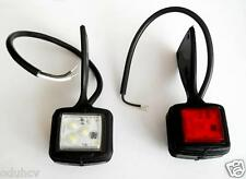 2 ciondolo PROFILO LED laterali luci fari per camion rimorchio camper roulotte