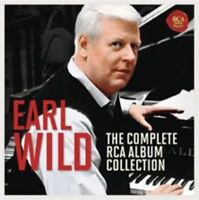 Earl Wild: The Complete RCA Album Collection (CD, 2015) Ships within 12 hours!!!